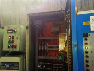 control electrical panels
